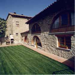 Casa rural en Cataluña